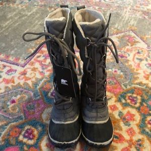 Sorel Women's out N about Tall snow boot size 5